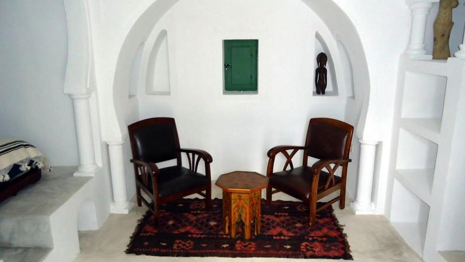 s jour 1 semaine en maison d 39 h tes djerba escapade voyages. Black Bedroom Furniture Sets. Home Design Ideas