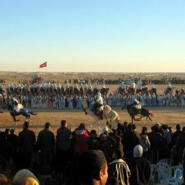 Festival de Douz : festival du Sahara, festival des nomades