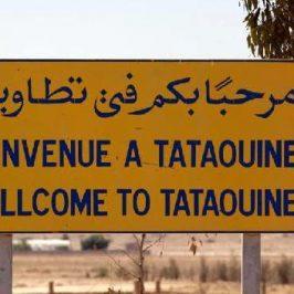 Un petit tour à Tataouine-les-Bains