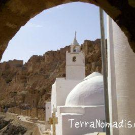 Tunisie : Chenini, Douiret et Guermessa, ksour citadelle