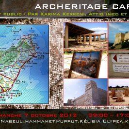ARCHERITAGE Cap Bon: une journée, des histoires