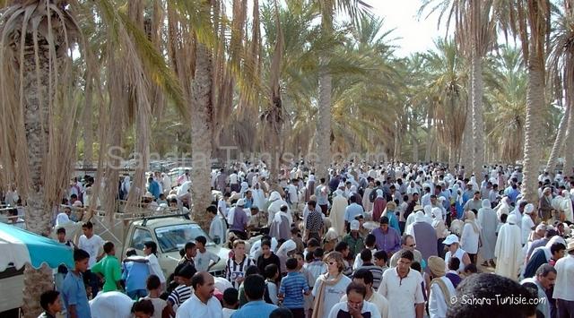 Une veille d' Aïd el Kebir en Tunisie…