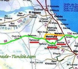 Escapade guidée : autotour de Douz à Djerba via Haddej